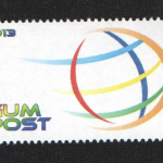 Stamp of the Grand Unified Micronational