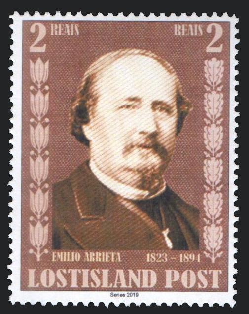 arrieta stamp 2019
