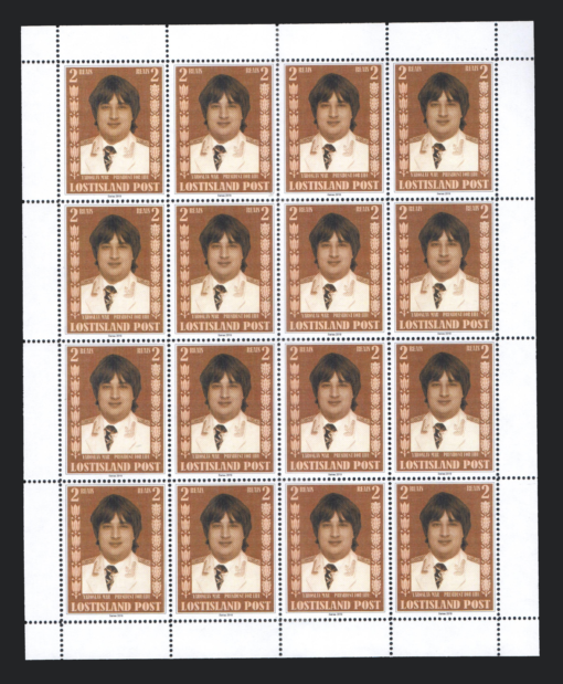 stamps mar 2019