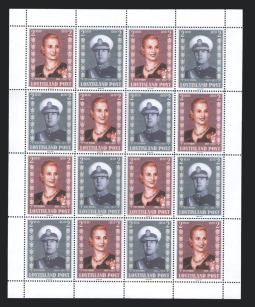 stamps peron 2019