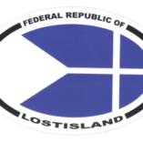 Bumper Sticker Lostisland